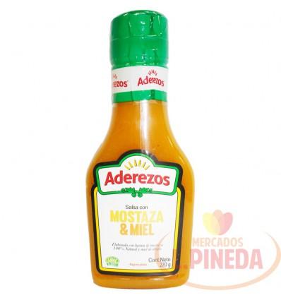 Mostaza Y Miel Aderezos X 270 G