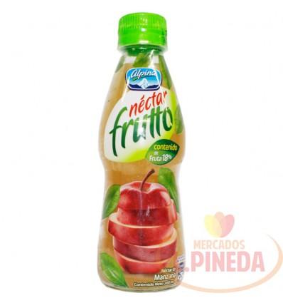 Nectar Alpina Fruto X 200 ML Manzana
