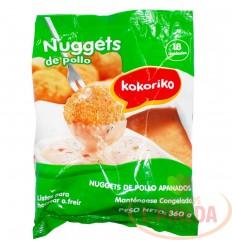 Nuggets De Pollo Kokoriko X 360 G