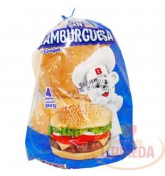 Pan Hamburguesa Bimbo X 210 G 4 Unds