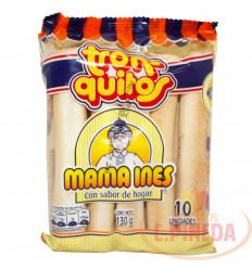 Pan Palitos Mama Ines X 130 G Tronquitos