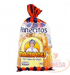 Pan Panecitos X 300 G Mama Ines 20 Unds
