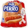 Pan Perro Bimbo X 205 G 6 Unds