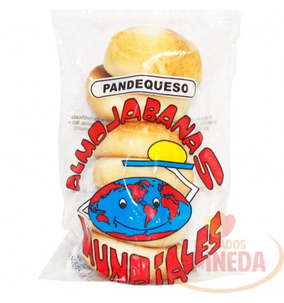Pandequeso Mundiales X 260 G 6 Unds