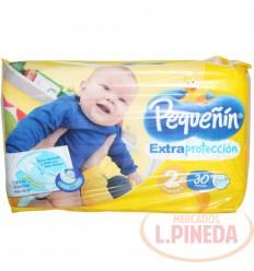 Pañal Pequeñin Extrac. Etapa 2 X 30