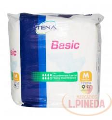 Pañal Tena Basic Mediano 8 X 9